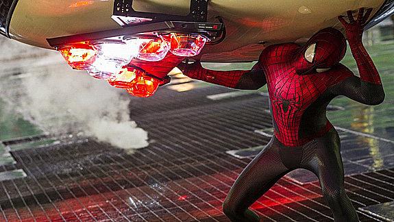 «Новый Человек-паук: Высокое напряжение»