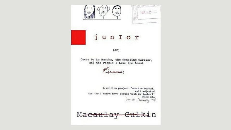 Обложка книги Маколея Калкина