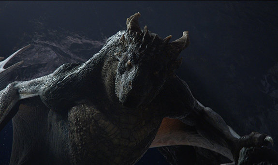Огонь, крылья и чешуя: Как создаются драконы