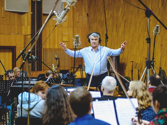 Музыка в кино: Как оркестр записывает саундтрек