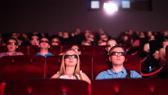 За 14 лет залы IMAX в России посетило более 22 миллионов человек