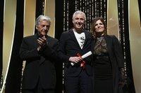 Коста-Гаврас, Робен Кампийо и Аньес Жауи / Фото: Getty Images