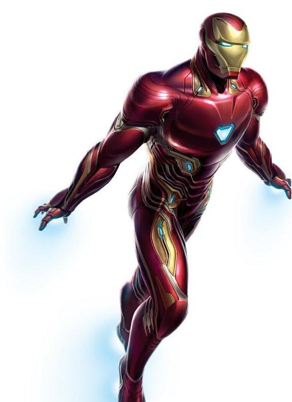 Промо-арт к фильму «Мстители 4»