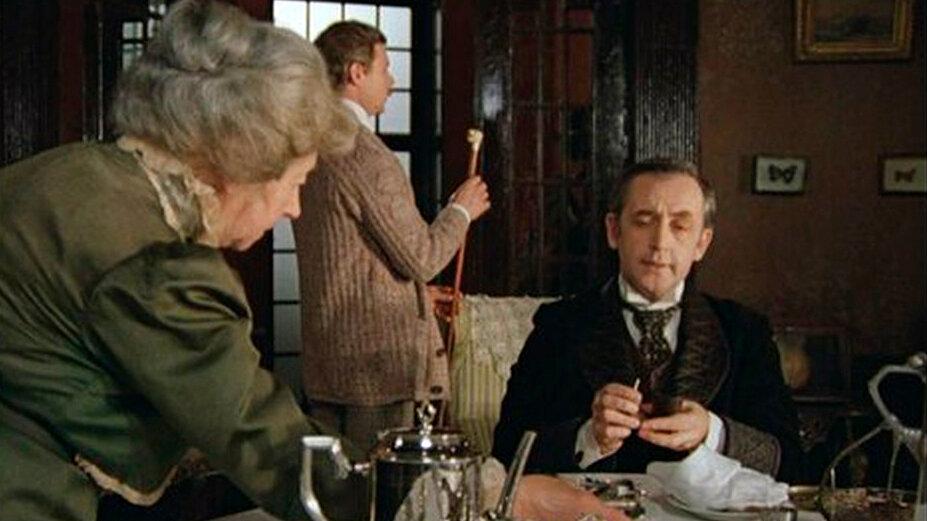 «Приключения Шерлока Холмса и доктора Ватсона»
