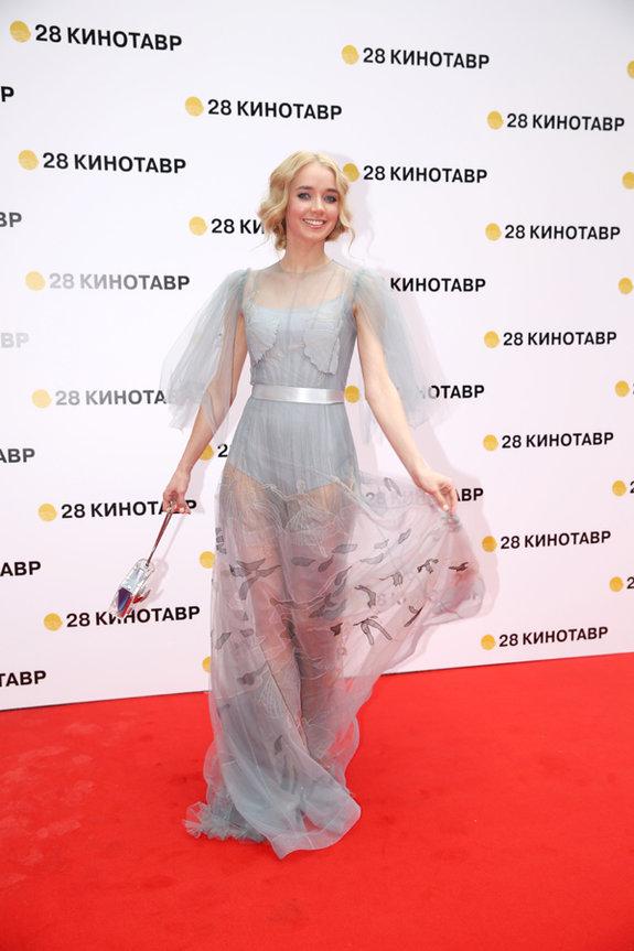 Актриса Алена Чехова / Пресс-служба фестиваля «Кинотавр»