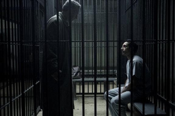 Кадр из сериала «Однажды ночью»