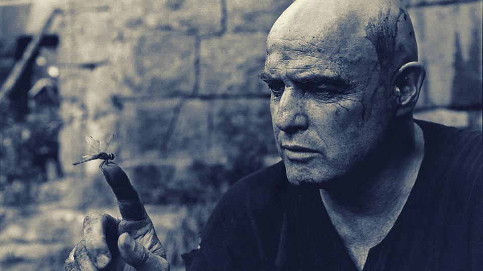 Марлон Брандо в фильме «Апокалипсис сегодня»