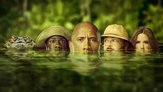 Продолжение «Джуманджи: Зов джунглей» появится в кинотеатрах в 2019 году