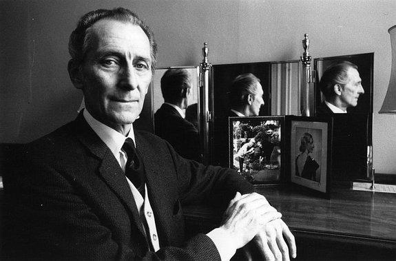 Питер Кушинг в 1972 году / Фото: Getty Images