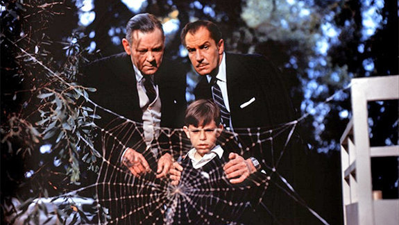 Кадр из фильма «Муха», 1958 год