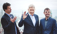 Гэвин Худ, Харрисон Форд, Роберто Орси
