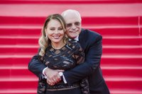 Орнелла Мути и Никита Михалков / Фото: Элен Нелидова для КиноПоиска