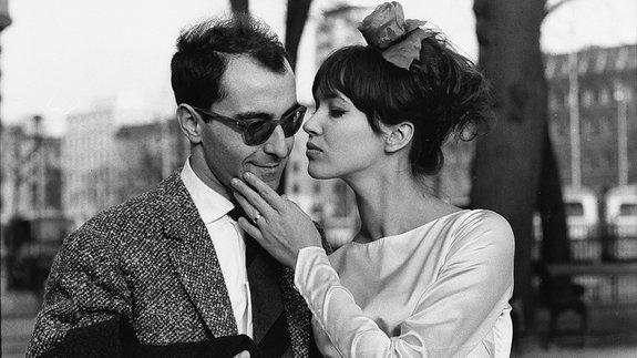Жан-Люк Годар и Анна Карина / Фото: Getty Image