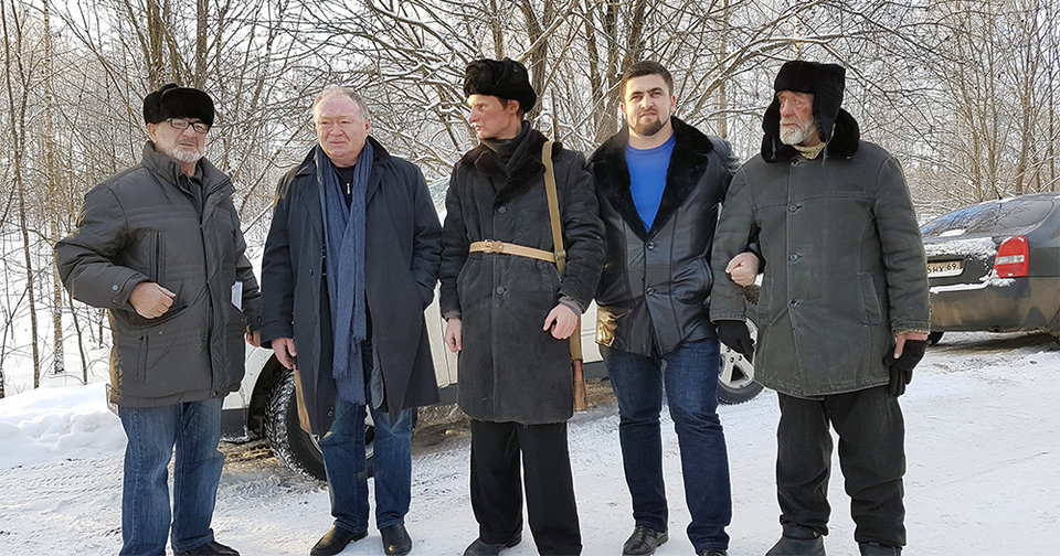 «Прощаться не будем» / Фото предоставлено кинокомпанией «Чеченфильм»
