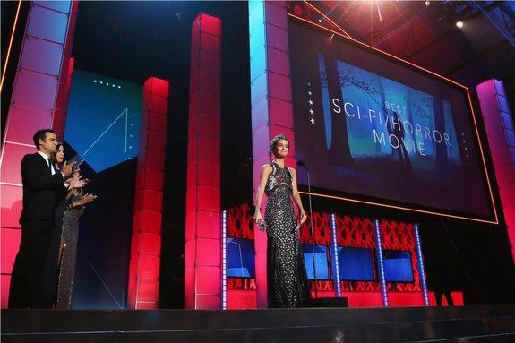 Алисия Викандер (Critics' Choice)