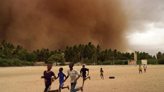 «Ураган: Одиссея ветра»