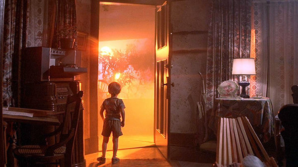 Кадр из фильма «Близкие контакты третьей степени» Стивена Спилберга
