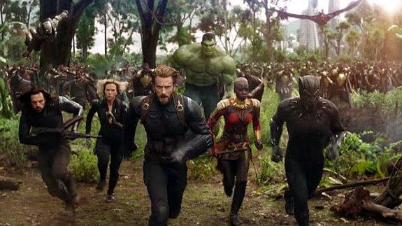 Премьеру третьих «Мстителей» в России перенесли