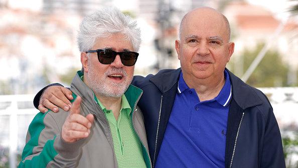 Педро и Агустин Альмодовары / Фото: Getty Images