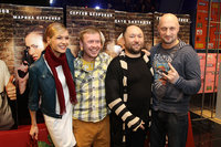 Марина Петренко, Антон Богданов, Тимур Бекмамбетов и Гоша Куценко