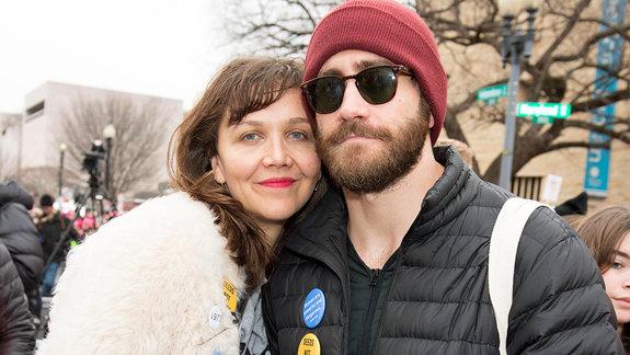 Джейк Джилленхол и Мэгги Джилленхол / Фото: Getty Images