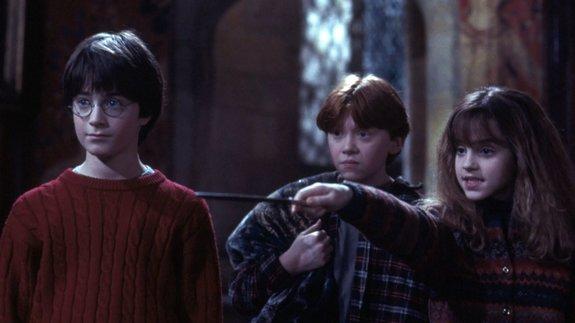 «Гарри Поттер ифилософский камень»