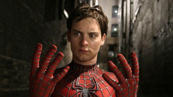 Как зовут актера из человека паука 2002 чак норрис все факты