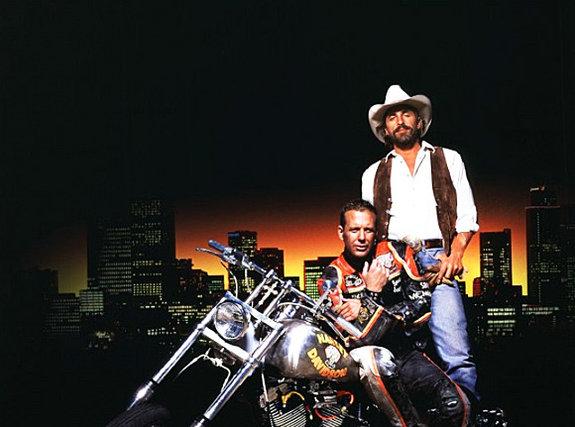 Святые моторы: 25 лет фильму «Харлей Дэвидсон и ковбой Мальборо»