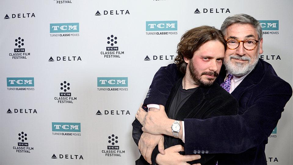 Джон Лэндис и Эдгар Райт / Фото: Getty Images