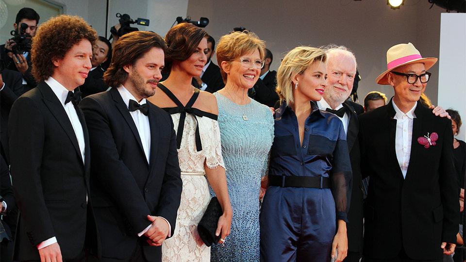 Члены жюри 74-ого Венецианского кинофестиваля / Фото: Надежда Вознесенская для КиноПоиска