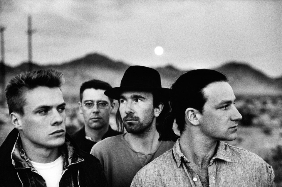 U2 / Фото: jonathanwayne.org