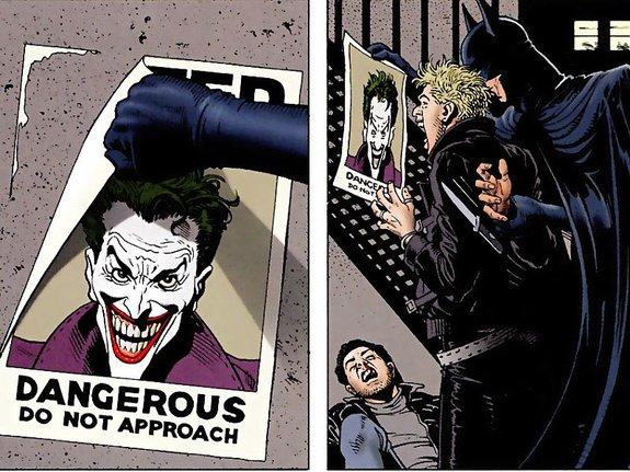 Эксперимент: Корреспондент КиноПоиска впервые читает комикс о Бэтмене