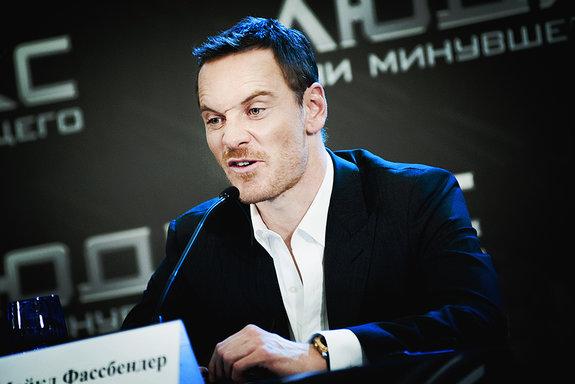 Майкл Фассбендер