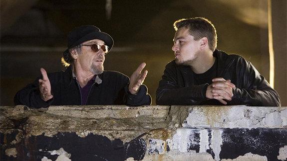 Кадр из фильма «Отступники», 2006 год