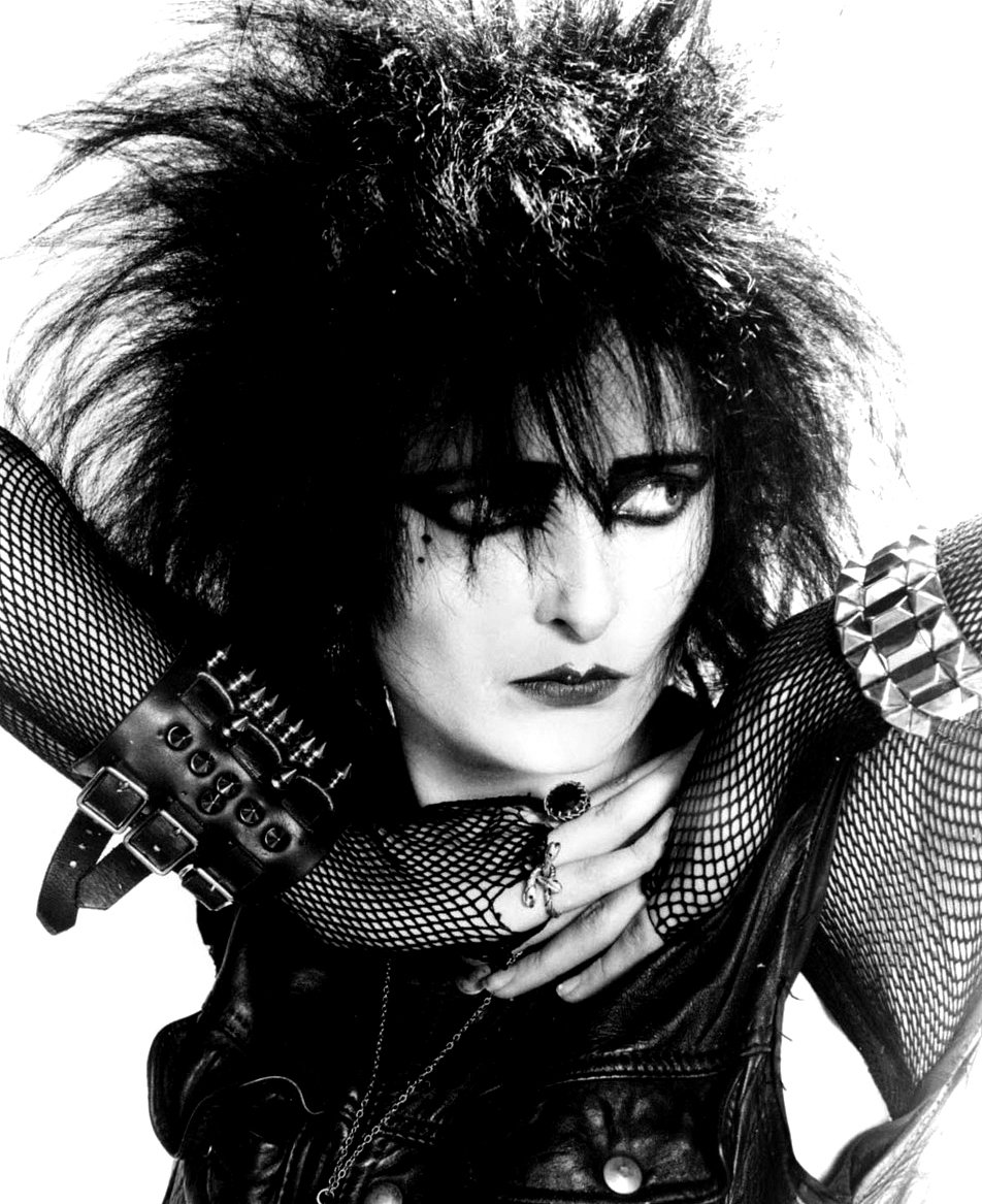 Солистка Siouxsie and the Banshees Сьюзи Сью
