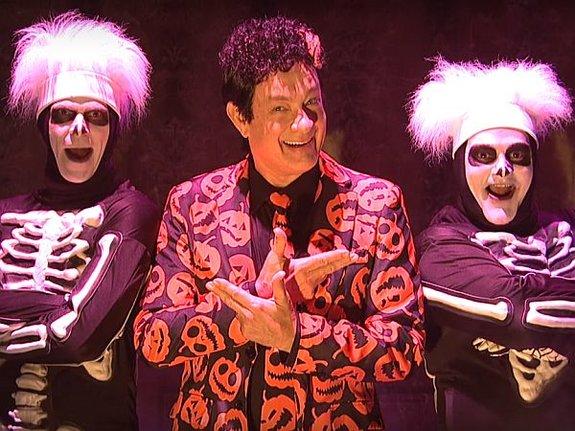 Хэллоуин в прямом эфире: Лучшие скетчи SNL
