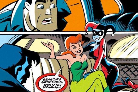 Фрагмент комикса «Harley & Ivy»