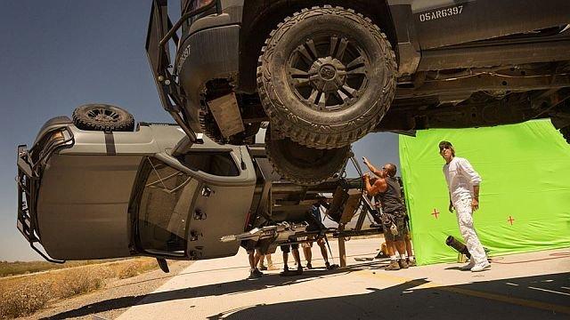 Насъемочной площадке фильма «Трансформеры5» / Фото: Facebook Michael-B-Bay