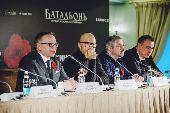 Игорь Угольников, Федор Бондарчук, Дмитрий Месхиев, Дмитрий Рудовский