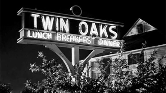 Twin Oaks Diner