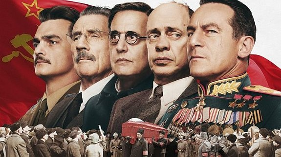 """Nga cấm chiếu bộ phim """"Cái chết của Stalin"""""""