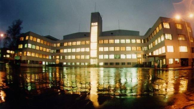 Главное здание студии «Баррандов» / Фото: cnsostudios.com