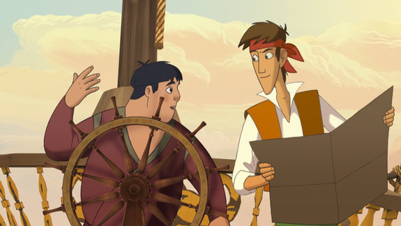 Невеселая карусель: Почему нашей анимации далеко доDisney иPixar?