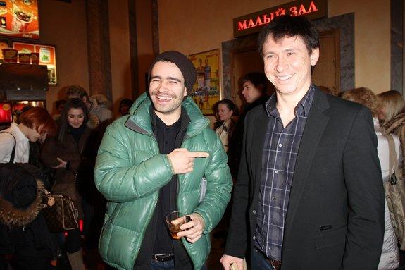 Тимур Батрутдинов и Петр Федоров
