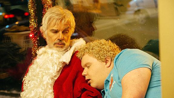 Кадр из фильма «Плохой Санта 2»
