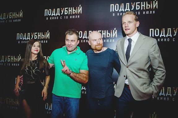 Глеб Орлов, Катерина Шпица, Михаил Пореченков, Юрий Колокольников
