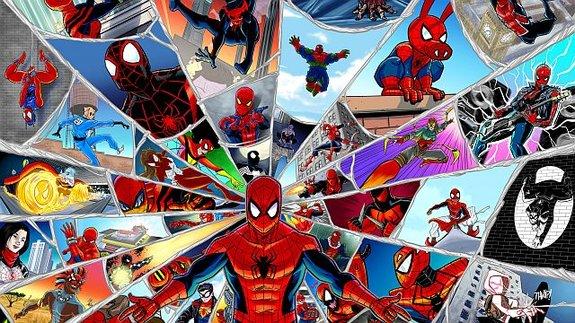 Быстрый и мертвый: Лучшие альтернативные версии Человека-паука