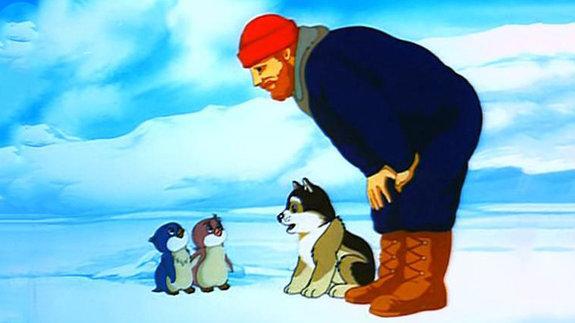 «Приключения пингвиненка Лоло»