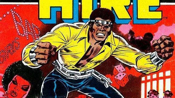 Фрагмент обложки комикса «Люк Кейдж: Герой понайму»