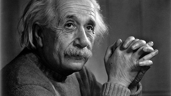 Альберт  Эйнштейн / Фото: Getty Images